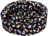 Pet Club51 PC235 L Pet Bed (Multicolor)