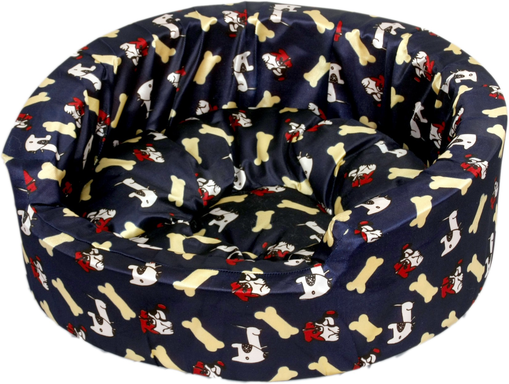 View Pet Club51 PC234 M Pet Bed(Multicolor) Price Online(Pet Club51)