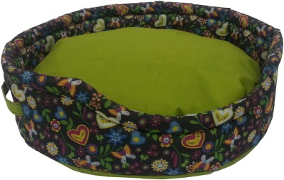 Snug Hug Dog Bed Green L Pet Bed