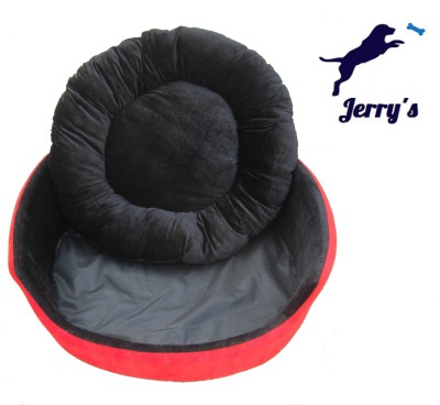 Jerry's Jppb11671 S Pet Bed(Red, Black)
