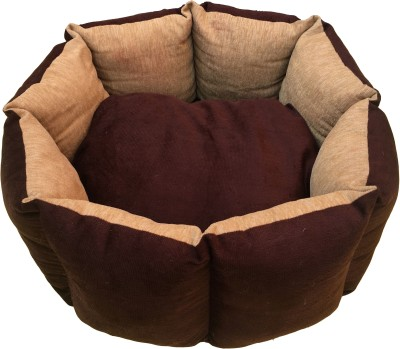 slatters be royal store OBC132 L Pet Bed(Yellow, Brown)