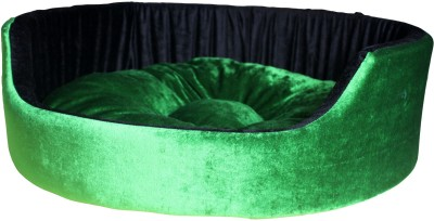 slatters be royal store RBG160 XL Pet Bed(Green, Black)