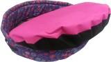 Snug Hug 01 Dog Bed L Pet Bed (Pink)