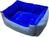 Lal Pet Products 1764 L Pet Bed (Blue)