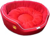 Lal Pet Products 1705 M Pet Bed (Red)