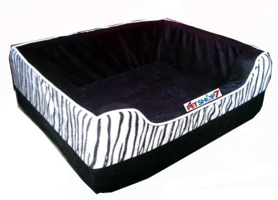 Petshop7 PS7BED000409 S Pet Bed(White)