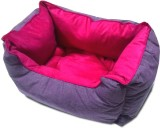 Lal Pet Products 1765 S Pet Bed (Pink, M...