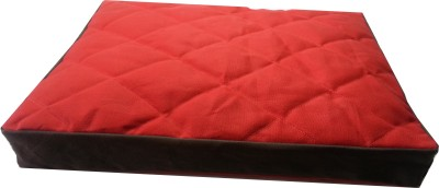 Snug Hug 121 M Pet Bed(Red / Chocolate, Tan / Navy)