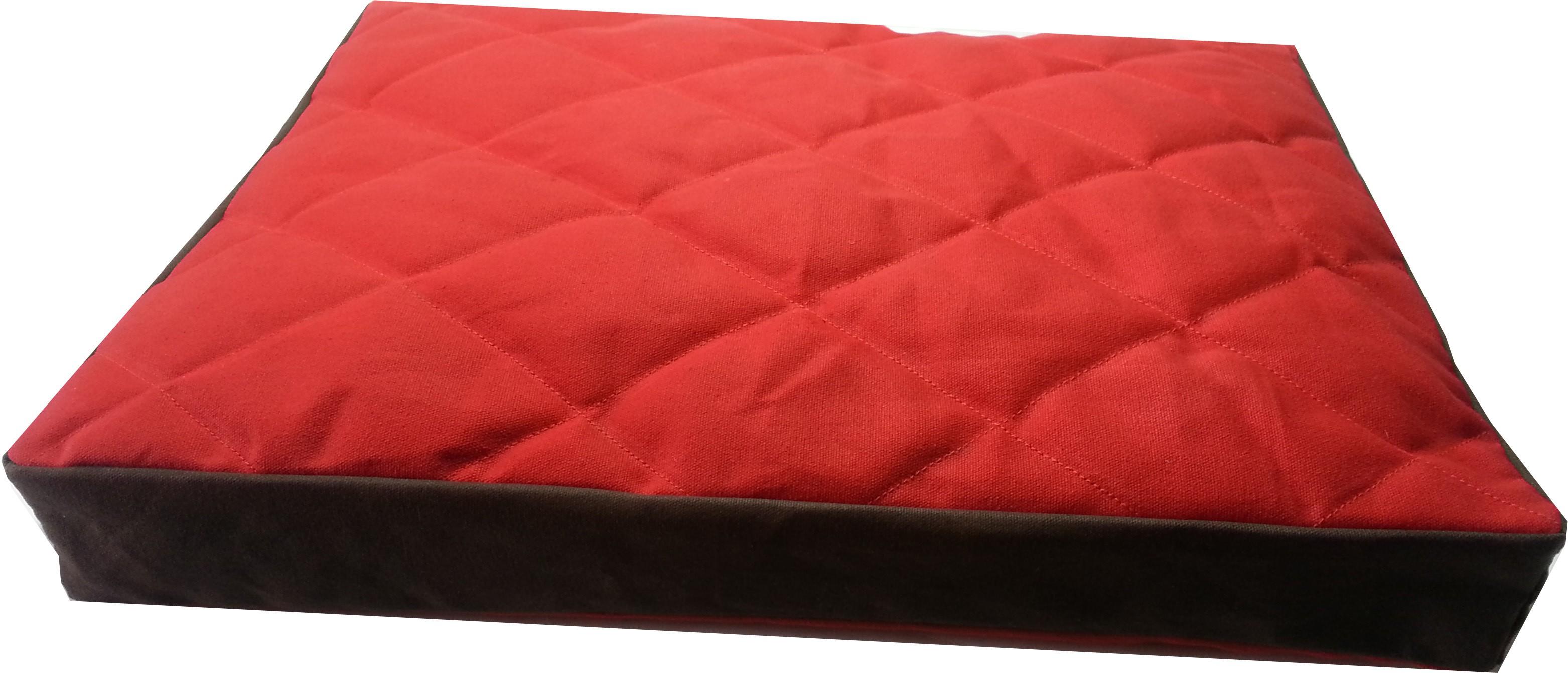 View Snug Hug 121 M Pet Bed(Red / Chocolate, Tan / Navy) Furniture (Snug Hug)