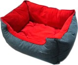Lal Pet Products 1760 M Pet Bed (Red)
