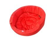 Pet Club51 1358 L Pet Bed (Red)