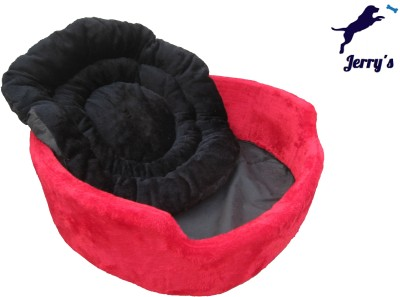 Jerry's Jppbfrb11661 S Pet Bed(Red, Black)