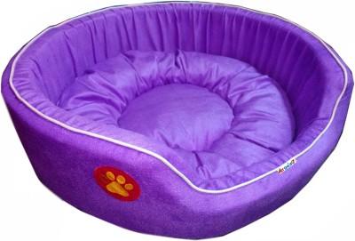 Petshop7 PS7DB0055 L Pet Bed(Light Purple)