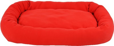 Fluffy FPWRF5 XXL Pet Bed(Red)