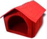 Lal Pet Products 1541 S Pet Bed (Red)