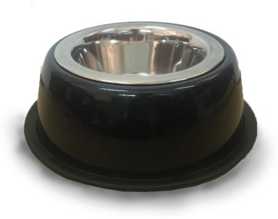 SWHF Round Stainless Steel Pet Bowl