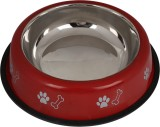 TommyChew Simple Round Steel Pet Bowl (4...