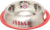 Pet Club51 Belly feeder Red 1800ml Round...
