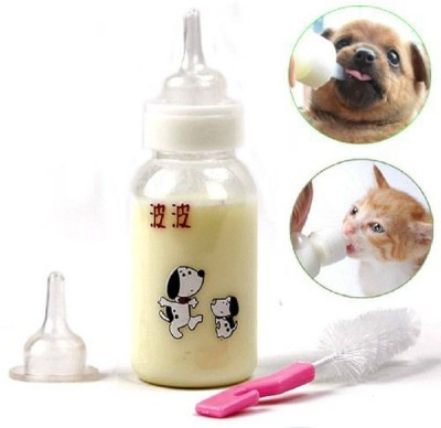 Petsfriendly Round Plastic Pet Bottle