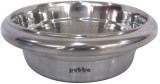 Petto Bowl with anti-skid bottom Stainle...