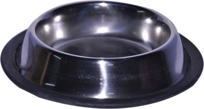 Waves Choostix Round Stainless Steel Pet Bowl