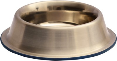 DogSpot Non Tip Bowl Round Aluminium Pet Bowl