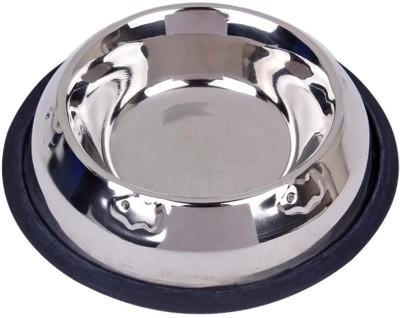 Pets Empire Round Steel Pet Bowl