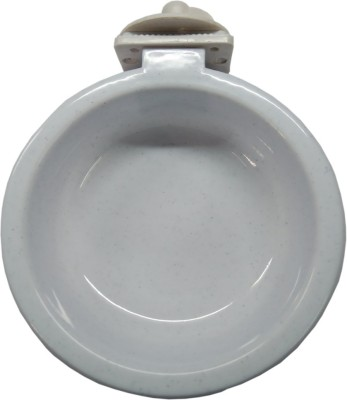 All4pets Round Plastic Pet Bowl