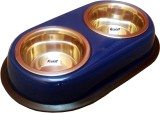 Petshop7 Round Stainless Steel Pet Bowl ...