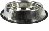 Goofy Tails Round Stainless Steel Pet Bo...