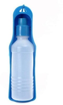Four Paws Round Plastic Pet Bottle