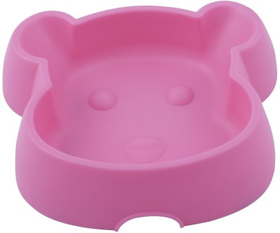 SRI Panda Face Shape Plastic Pet Bowl