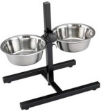 Pet Zone India Adjustable Double Diner S...