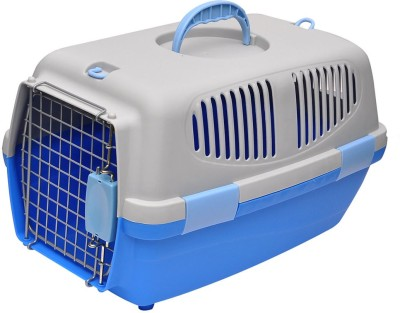 Hawai Grey, Blue Airline Pet Carrier