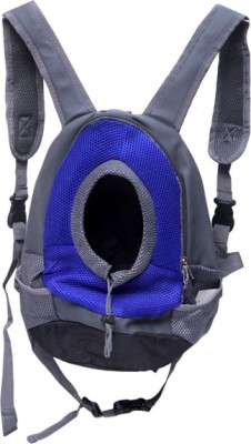 scoobee grey Backpack Pet Carrier(Suitable For Dog)
