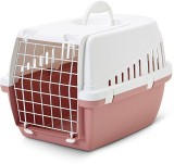 Savic Trotter Retro Pink Basket Pet Carr...