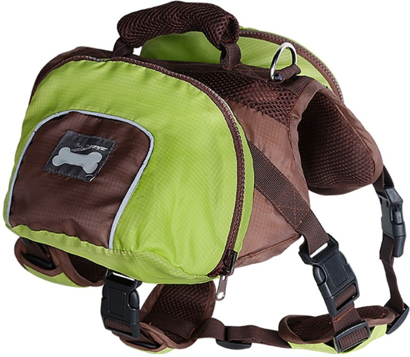 Magideal Green Backpack Pet Carrier(Suitable For Dog)