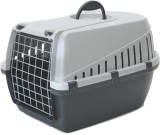 Savic Dark Grey Basket Pet Carrier (Suit...