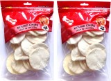 Pet En Care ROUND CHIPS Treat Beef, Chic...
