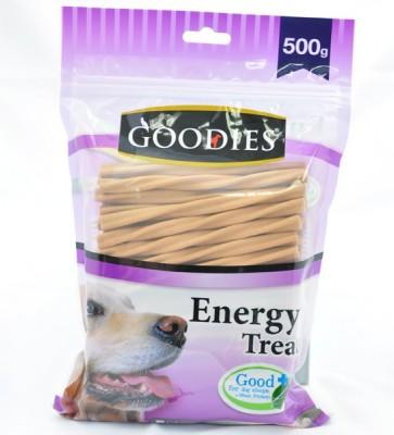 Goodies Energy Treat Cut Bone10mm Dog Chew