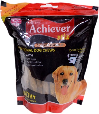 Scoobee Acheiver Chicken, Beef Dog Chew(450 g, Pack of 1)