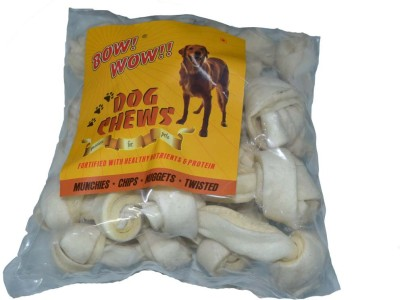 Bow! Wow!! Knotted Bone Small Beef Dog Chew
