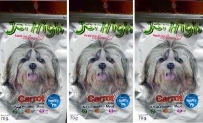 Jerhigh Carrot Chicken Dog Chew