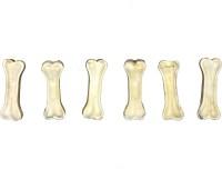 Dazzler dazzler dog bone chew Dog Chew(250 g, Pack of 6)