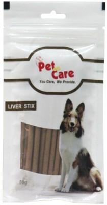 Petencare Liver Stix Liver Dog Chew
