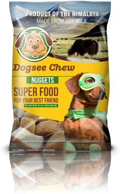 Dogsee Chew Natural and Organic Milk Dog Chew