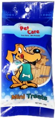 Pet En Care Mini Treats Chicken Dog Chew(50 g, Pack of 1)