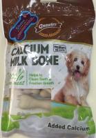 Gnawlers Calcium Milk Bone Dog Chew(288 g, Pack of 1)