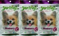 JerHigh Blueberry Chicken Dog Chew(70 g, Pack of 3)