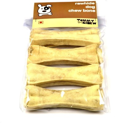 TommyChew Bone Chicken Dog Chew(180 g, Pack of 4)